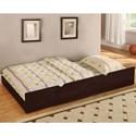 Furniture of America Omnus Trundle - Item Number: CM-TR452-EXP