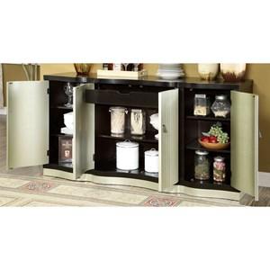 Furniture of America Ornette Server
