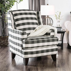 Plaid Chair