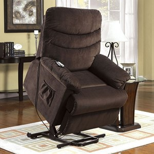 Recliner w/ Stand Assist Power Lift System