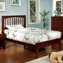 Furniture of America Pine Brook Full Bed - Item Number: CM7908CH-F-BED
