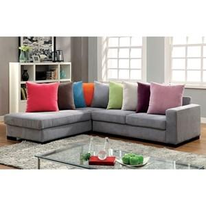Furniture of America Renata Sectional