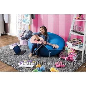 Furniture of America Rimrock Bean Bag Chair