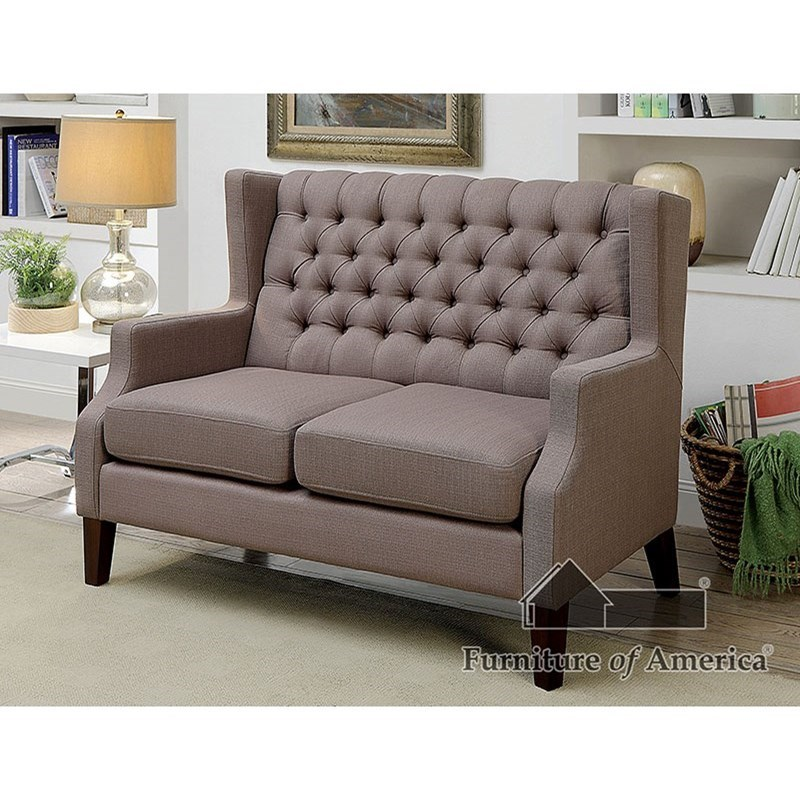 Love Seat and Chair Set