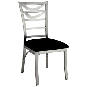 Furniture of America Roxo Side Chair (2/CTN)