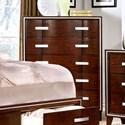 Furniture of America Safire Chest - Item Number: CM7616C