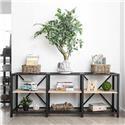 Furniture of America Segovia 2-Teir Shelf - Item Number: CM-AC6045-SET2