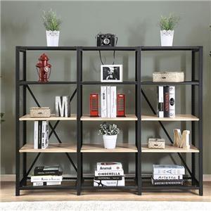 4-Tier Shelves