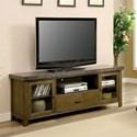 "Furniture of America Sherrie 74"" TV Console - Item Number: CM5829-TV"