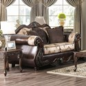 Furniture of America Talitha Love Seat - Item Number: SM6311-LV