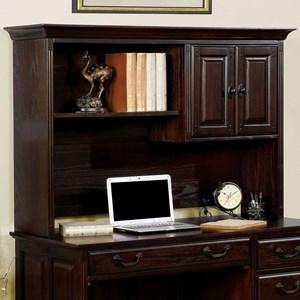 Credenza Desk Hutch