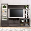 Furniture of America Tienen TV Stand Set - Item Number: CM5900-TV-SET