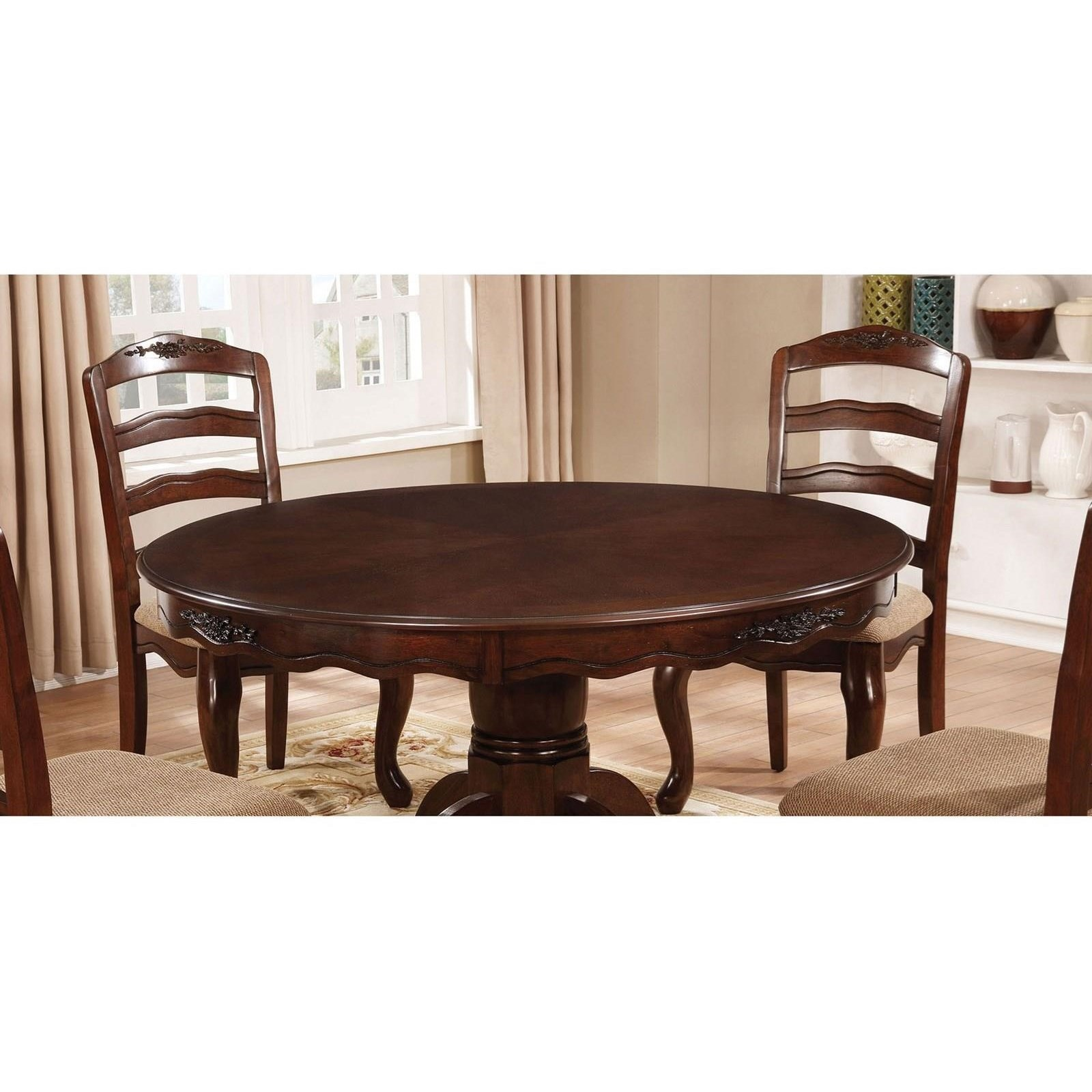 America Townsville CM3109T-5PC Traditional 5 Piece Dining