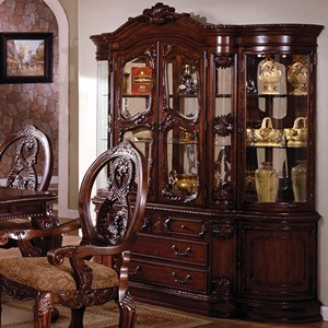 Furniture of America Tuscany Buffet