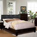 Furniture of America Villa Park California King Bed - Item Number: CM7007CK-BED