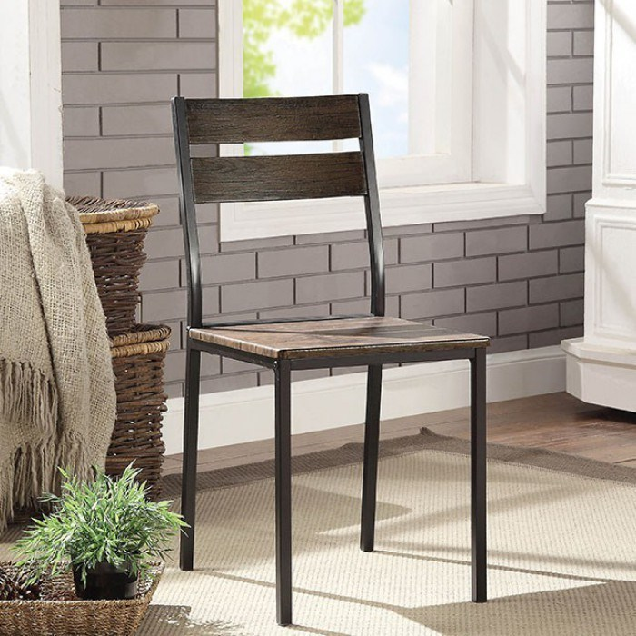 Levitz Home Furnishings: Furniture Of America Westport CM3920T-7PK Contemporary 7