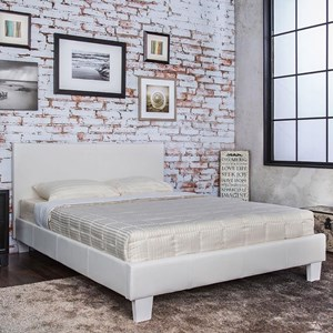 Full Bed Upholstered Bed