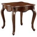 Furniture of America Zahir End Table - Item Number: CM4787E