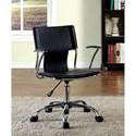 Furniture of America Zemin Office Chair - Item Number: CM-FC621BK
