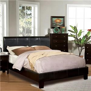 Furniture of America / Import Direct WINN PARK Eastern King Platform Bed