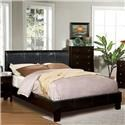 Furniture of America / Import Direct WINN PARK Eastern King Platform Bed - Item Number: CM7008EK