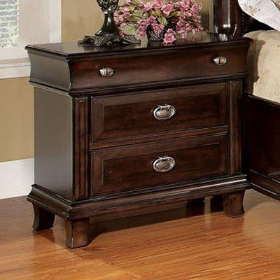 Furniture of America / Import Direct CM7065 Nightstand - Item Number: CM7065N