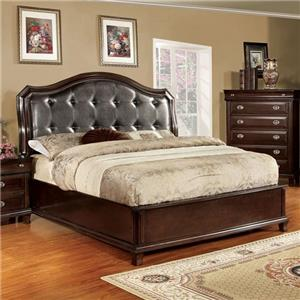 Furniture of America / Import Direct CM7065 Bed