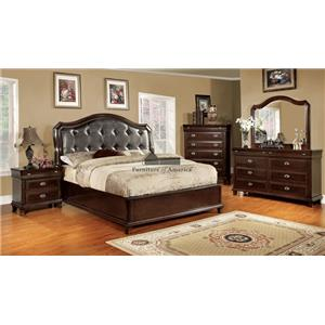 Furniture of America / Import Direct CM7065 Bed Set