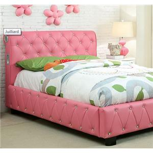 Furniture of America / Import Direct Julliard Collection Bed