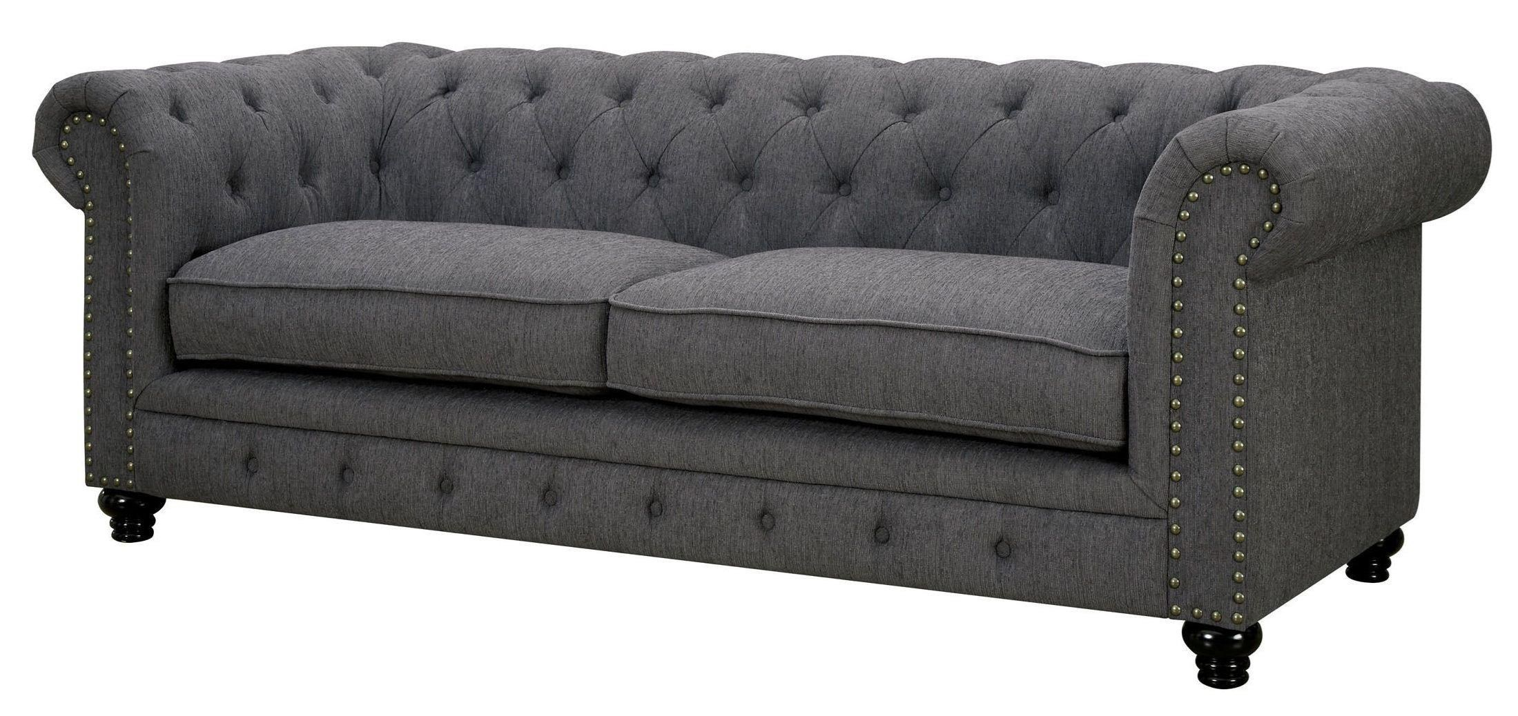 Furniture of America / Import Direct Stanford Sofa - Item Number: CM6269SF