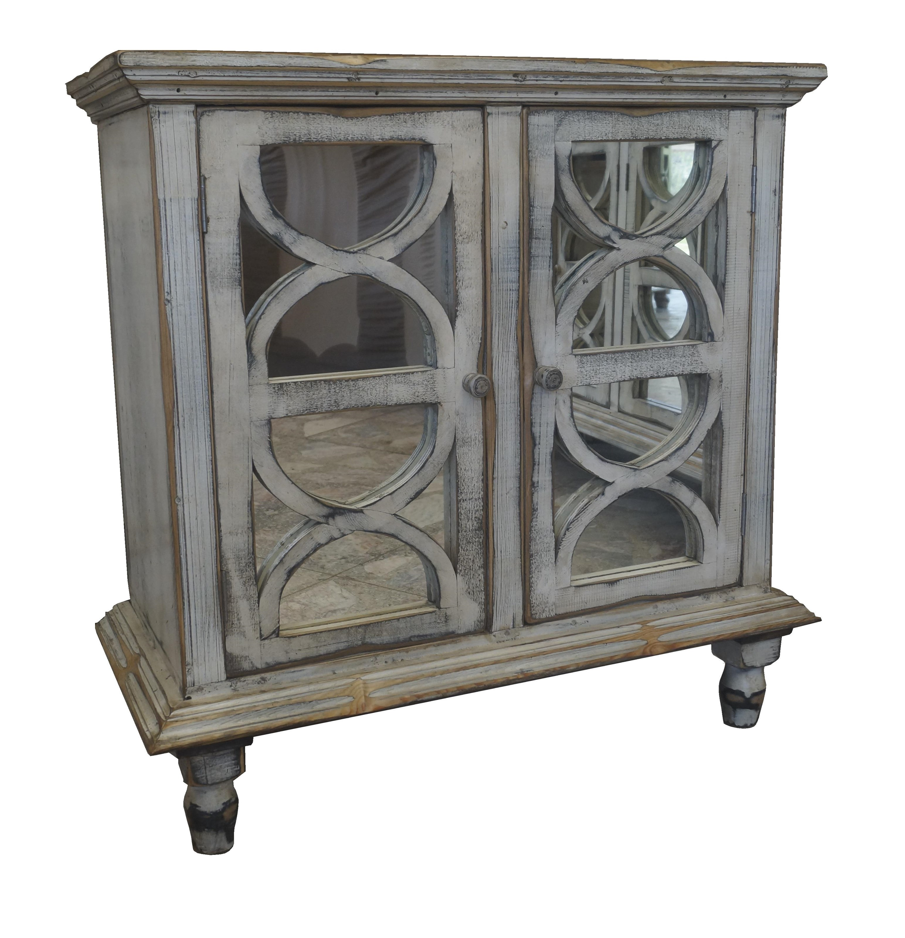 Furniture Source International Accent Pieces Bartlett Chest - Item Number: FSI-TH-175CHE