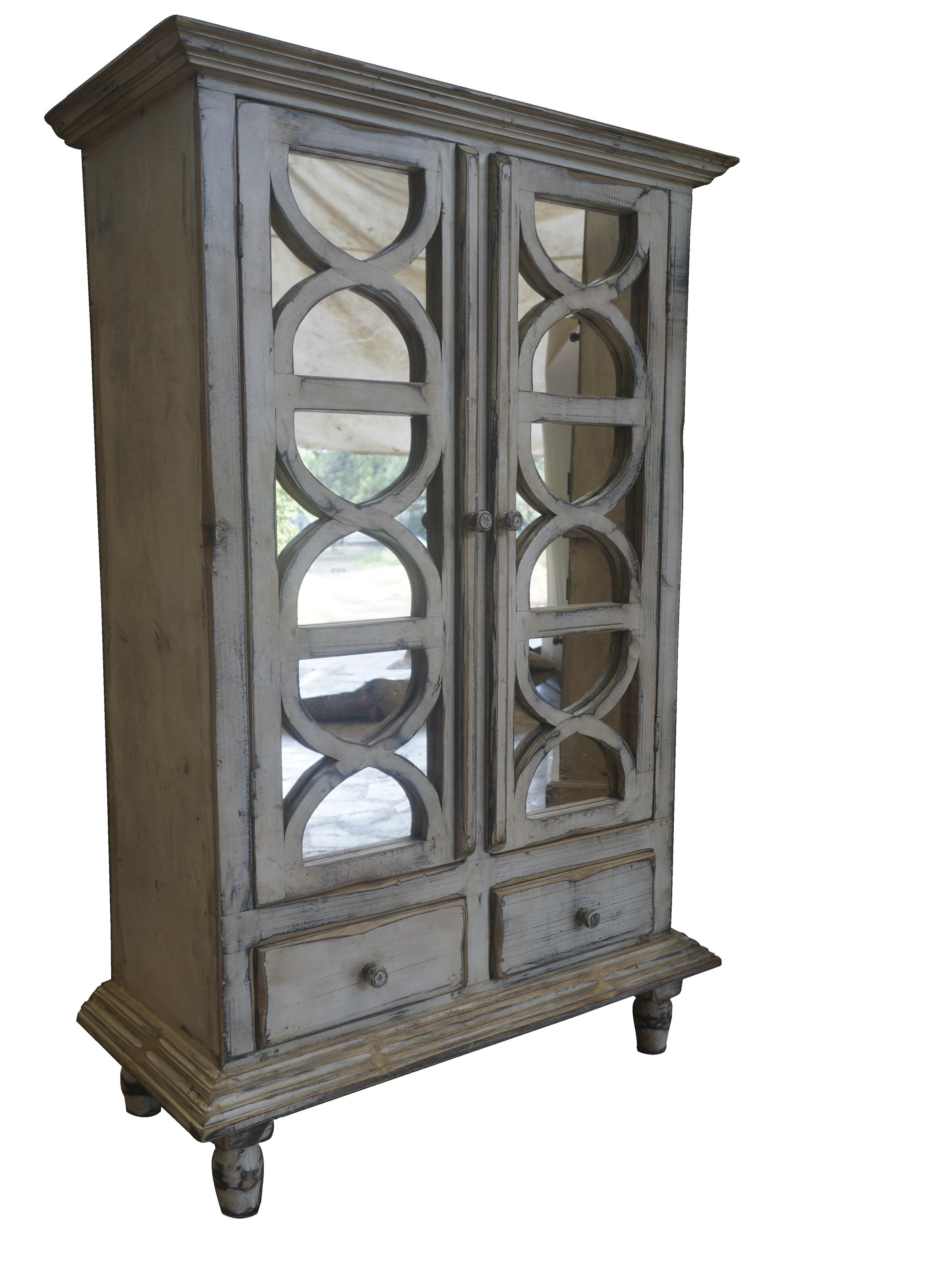 Furniture Source International Accent Pieces Bartlett Armoire - Item Number: FSI-TH-175CHE