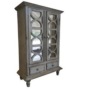 Furniture Source International Accent Pieces Bartlett Armoire