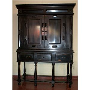 Furniture Source International Andalusia Chest with Cabinet