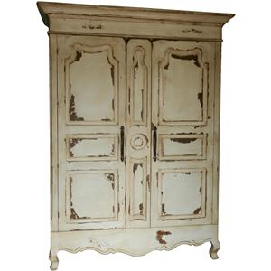 Furniture Source International Armoires Baronial Armoire