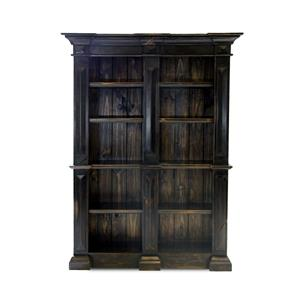 Furniture Source International Bookcases  Kensington Bookcase