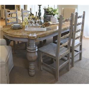 Furniture Source International Calypso Calypso 5-Piece Dining Set