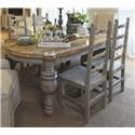 Furniture Source International Calypso Calypso 5-Piece Dining Set - Item Number: 358218925