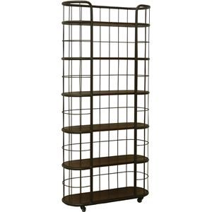 Furniture Source International Clarkridge Clarkridge Rolling Bookcase