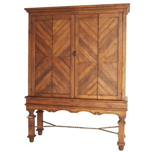 Furniture Source International Dining  Bar Chest