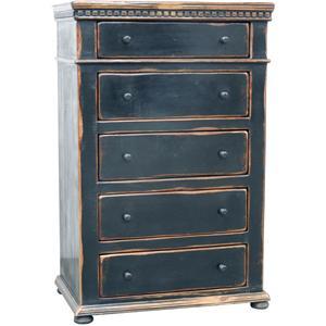 Furniture Source International Easton Chest Chest. FSI MG 714CHE