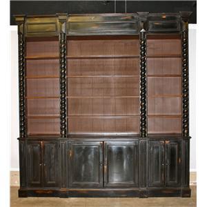 Beau Furniture Source International Gateleg Bookcase