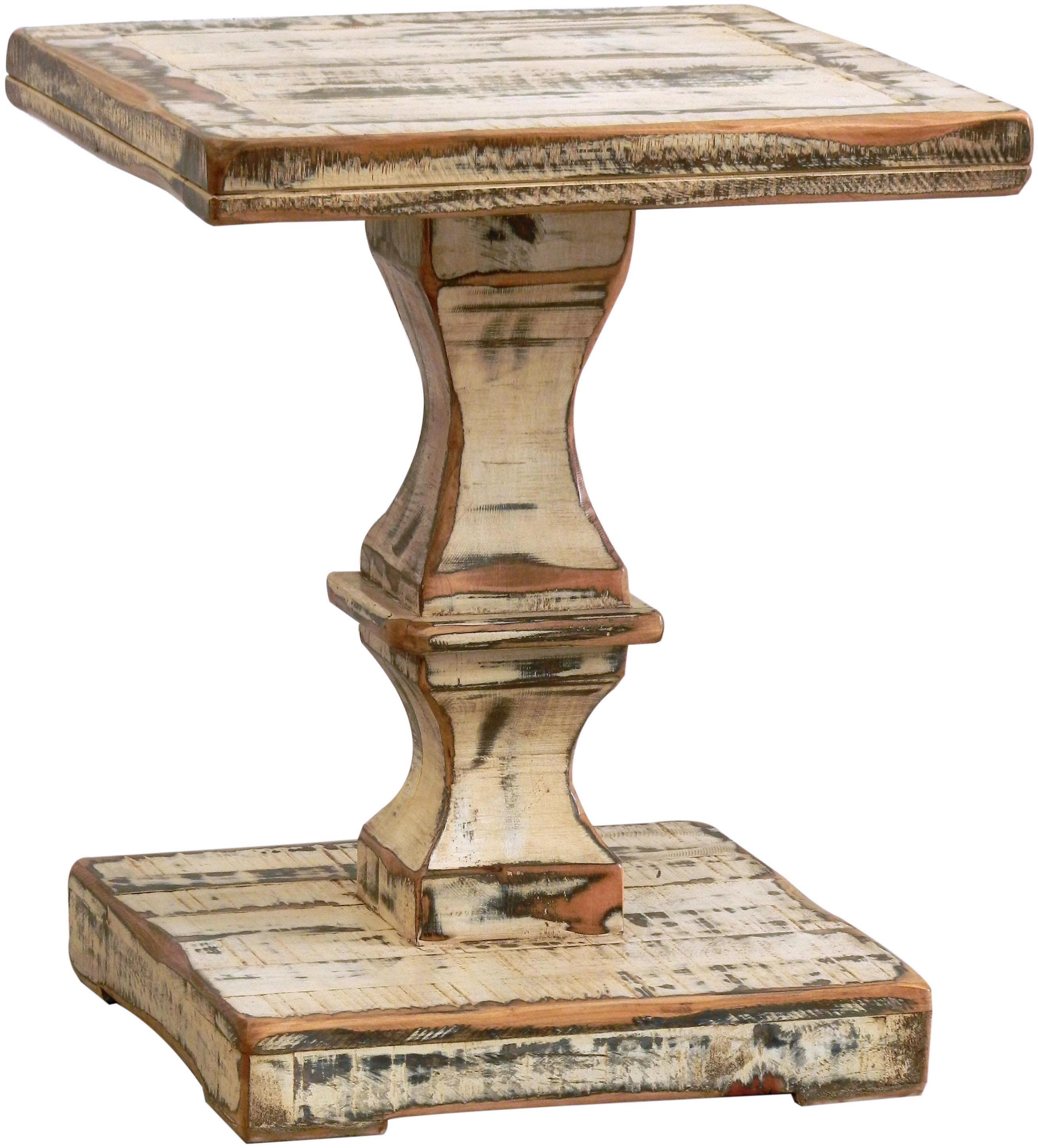 Angora End Table