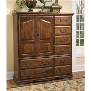 Furniture Traditions Alder Hill 12-Drawer Chest