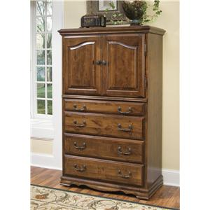 Furniture Traditions Alder Hill Treasure Chest
