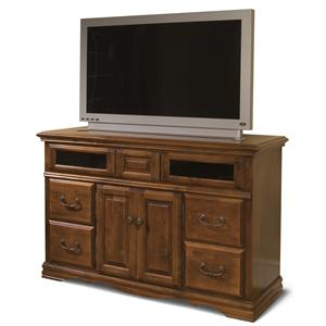 Furniture Traditions Alder Hill Console