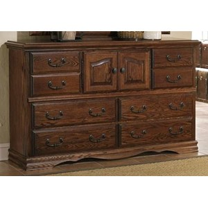 Furniture Traditions Master-Piece Master-piece Dresser