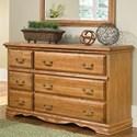 Furniture Traditions Master-Piece Essential Dresser - Item Number: 2035M