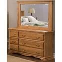 Furniture Traditions Master-Piece Essential Dresser