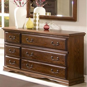 Furniture Traditions Master-Piece Essential Dresser